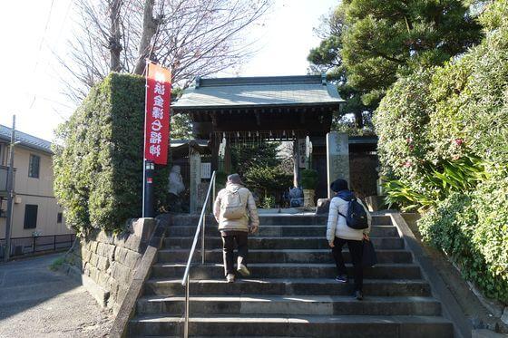 横浜金沢七福神 長昌寺