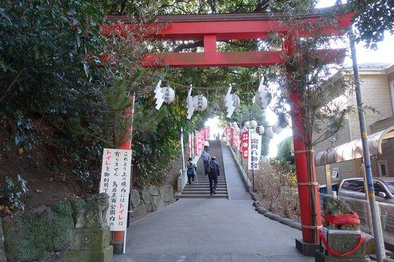 横浜金沢七福神 富岡八幡宮