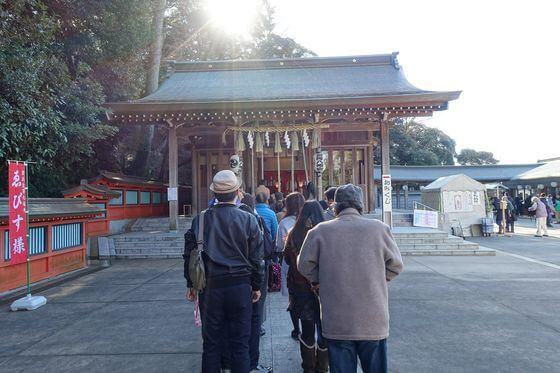 富岡八幡宮 横浜