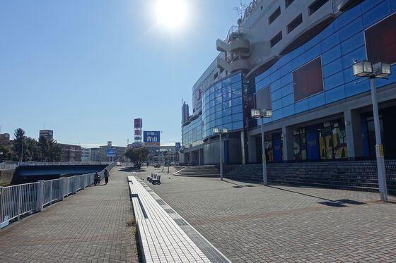 イオン金沢八景店