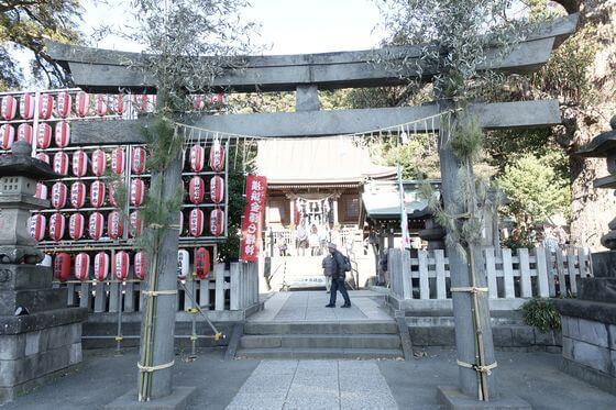 横浜金沢七福神 瀬戸神社
