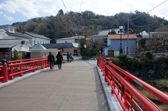 虎渓橋 修善寺