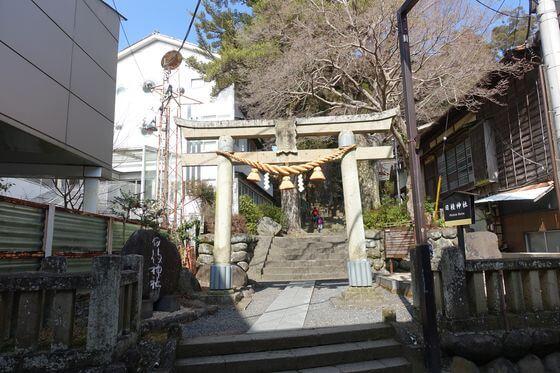 日枝神社 修善寺