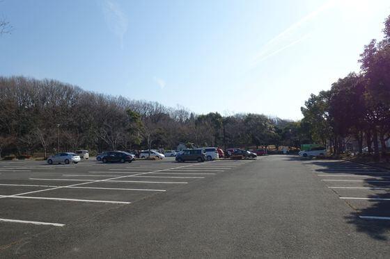 こども自然公園 駐車場