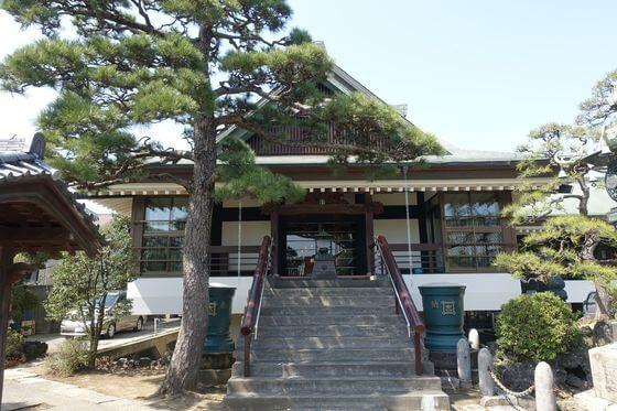 千葉県 妙行寺 御影堂