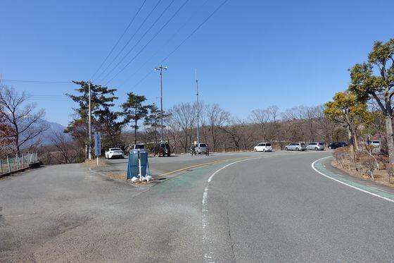 敷島総合公園 駐車場