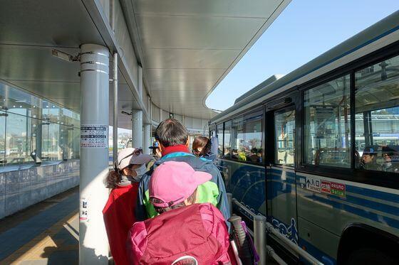 つくば駅 筑波山 バス