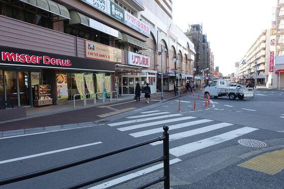 勝田台駅 南口A1