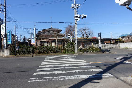 ふじみ野駅入口交差点
