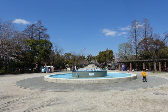 行船公園 噴水