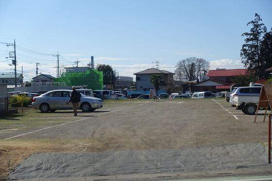 慈眼寺 坂戸 駐車場