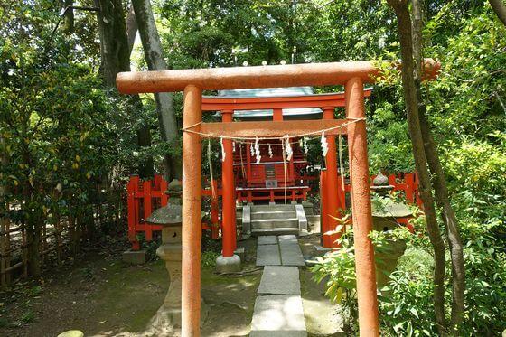 久伊豆神社 越谷 埼玉稲荷神社