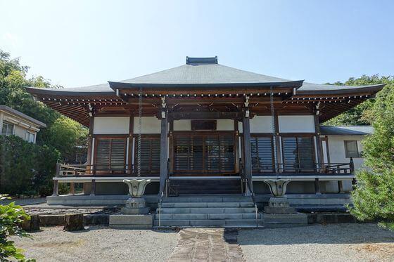 海蔵寺 小田原 本堂