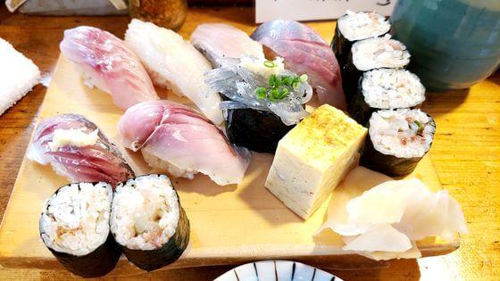 天史朗 地魚鮨
