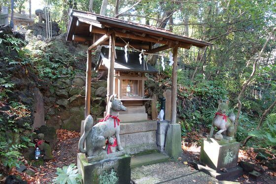 西行稲荷神社