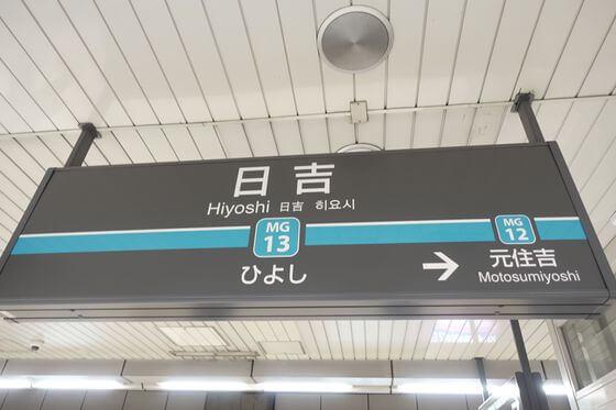 慶応日吉キャンパス アクセス
