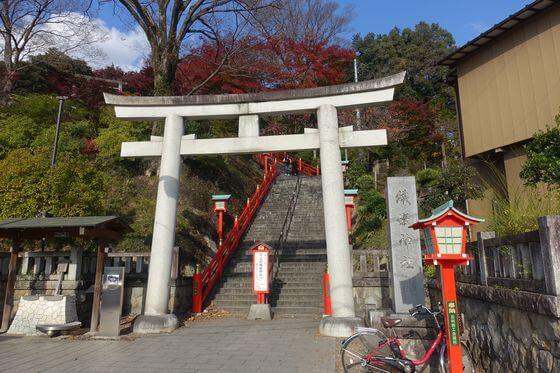 織姫神社 一の鳥居