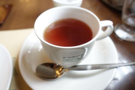 西洋料理 明治の館 紅茶