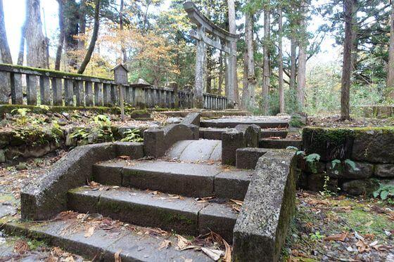 滝尾神社 無念橋
