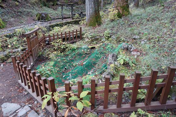 滝尾神社 酒の泉