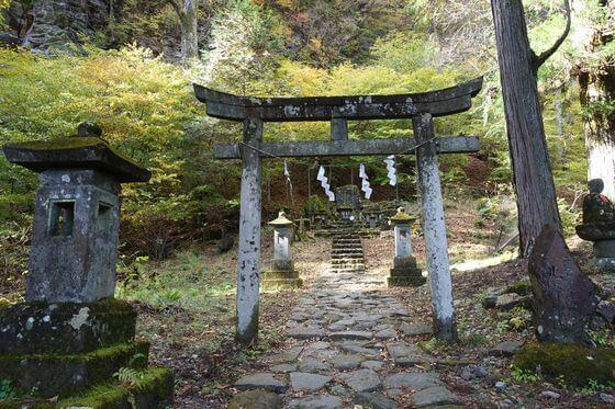 北野神社 二荒山神社摂社