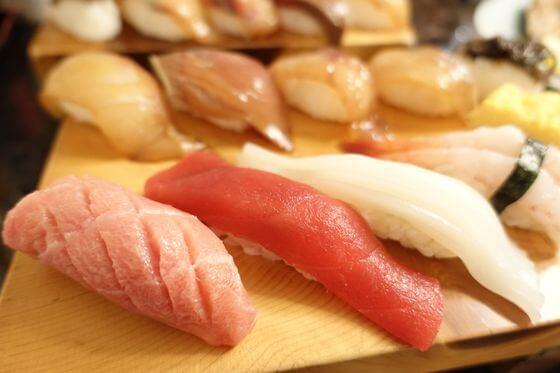 八丈島 寿司