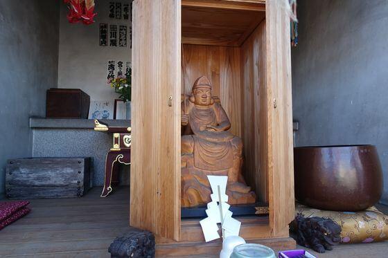 武蔵五日市七福神 恵比寿天