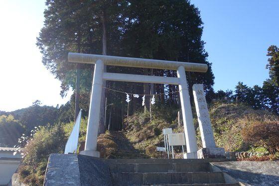 三島神社 あきる野市