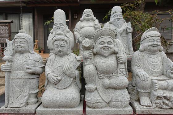 正福寺 七福神