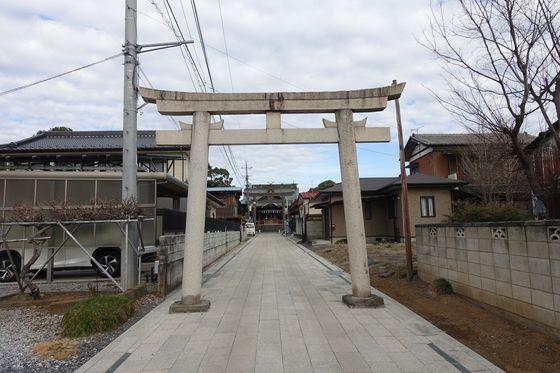 館林七福神 雷電神社