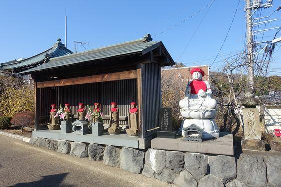 極楽寺 鶴巻温泉