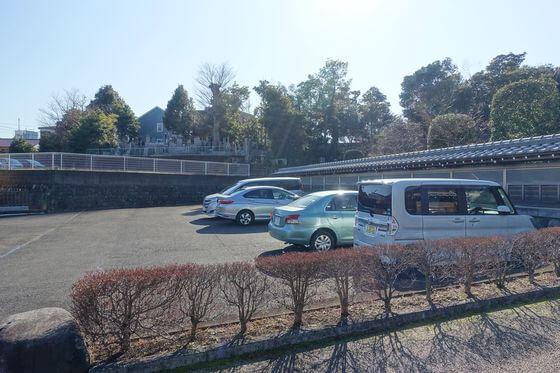 極楽寺 秦野 駐車場