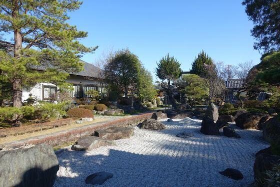 玉林寺 あきる野市 庭園