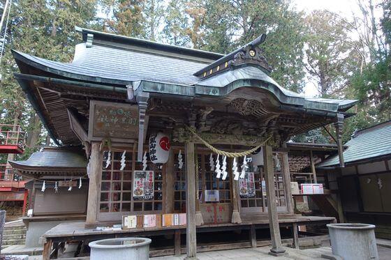 羽黒山神社 宇都宮