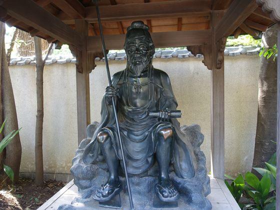 品川寺 神変大菩薩
