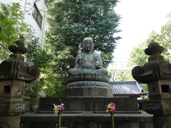 品川寺 江戸六地蔵