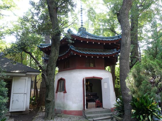品川寺 伽藍