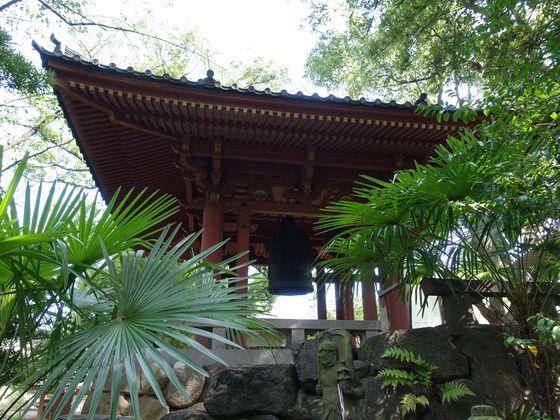 品川寺 鐘楼