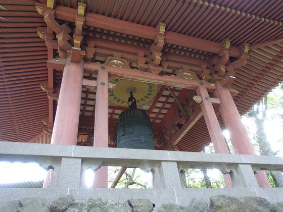品川寺 梵鐘