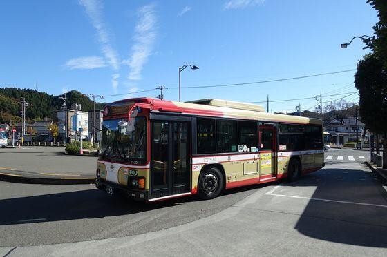 正光寺 あきる野市 バス