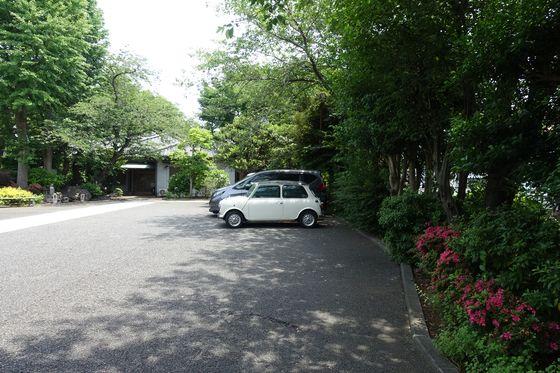 養源寺 駐車場