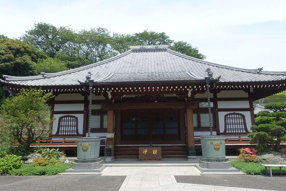 養源寺 本堂