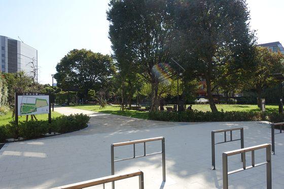 港区 三田台公園