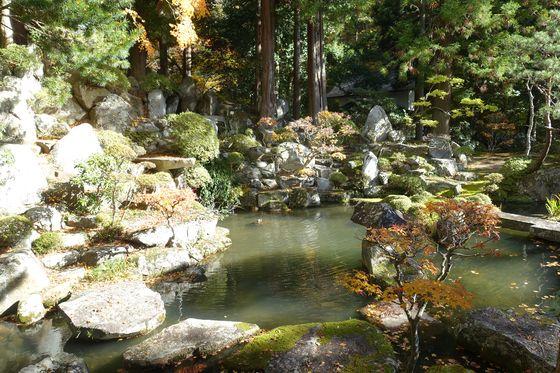 仏法紹隆寺 庭園
