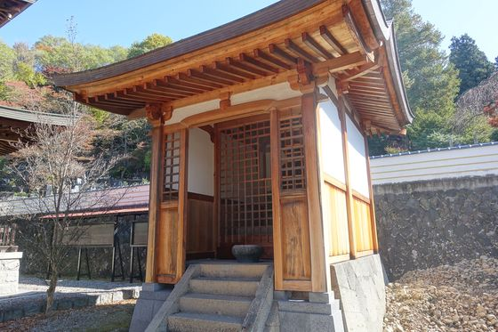 温泉寺 諏訪 地蔵堂