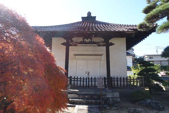 温泉寺 諏訪 経蔵
