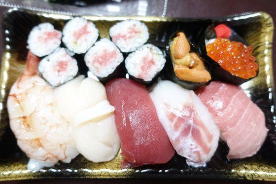東寿司 特上