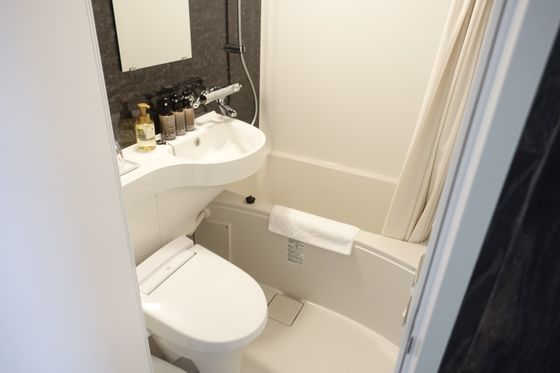 セレクトン松本 バスルーム