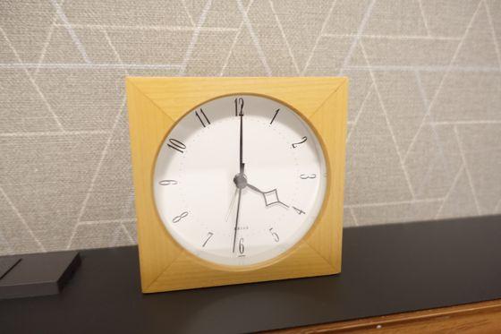 リッチモンドホテル松本 時計