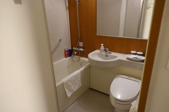 リッチモンドホテル松本 バスルーム